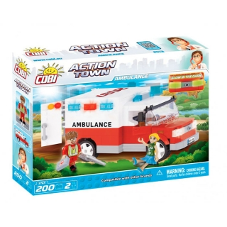 COBI 1565 ACTION TOWN Sanitka