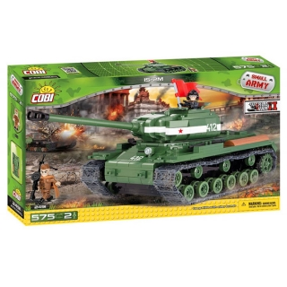 Cobi 2491 SMALL ARMY IS-2M, 575 k, 2 f