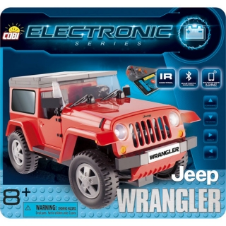 COBI 21920 Electronic JEEP (I / R a Bluetooth)