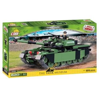 Cobi 2494 SMALL ARMY - Chieftain, 620 k, 1 f