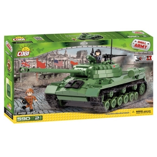 Cobi 2492 SMALL ARMY - IS-3, 590 k, 2 f