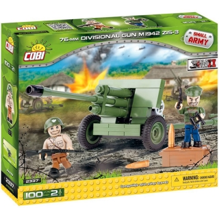 COBI 2337 Small Army M1942 76 mm