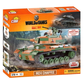 Cobi 3013 World of Tanks, Tank M24 Chaffee