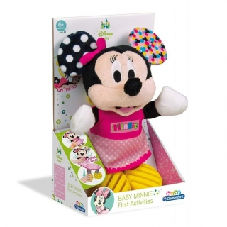 Clementoni - Baby Minnie Mouse